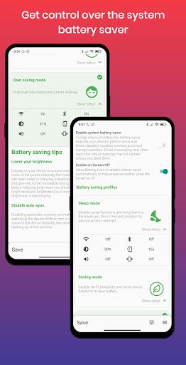 Battery Guru: Monitor & Saver