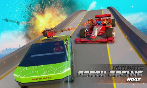 Jet Car Stunts Racing Car Game 3.6 screenshots 3
