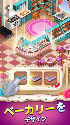 スイートエスケープ: パズルゲームでベーカリーをデザインのおすすめ画像2