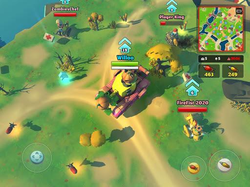 PvPets: Tank Battle Royale 1.4.1.10225 screenshots 7