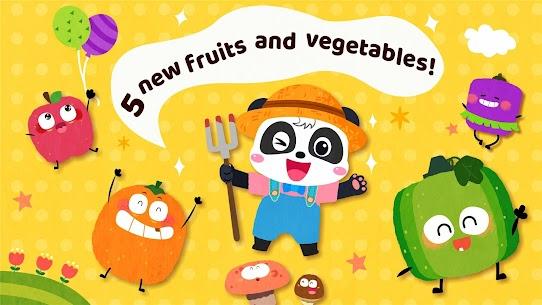 Baby Panda's Fruit Farm – Apple Family 8