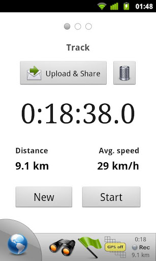 Maverick: GPS Navigation 2.8 screenshots 5