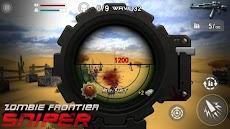 Zombie Frontier : Sniperのおすすめ画像1