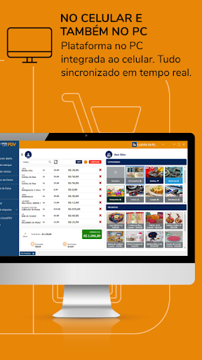 Foto do Sales Control, Inventory, POS, Cashier, Orders.
