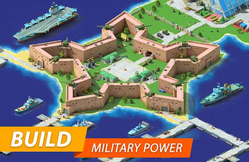 Megapolis: city building simulator. Urban strategy  screen 2