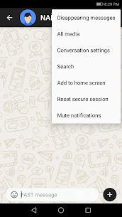 FAST Chat Messenger 4
