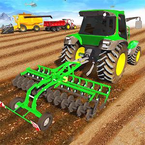 Farming Tractor Simulator 2021  Real Life Farming