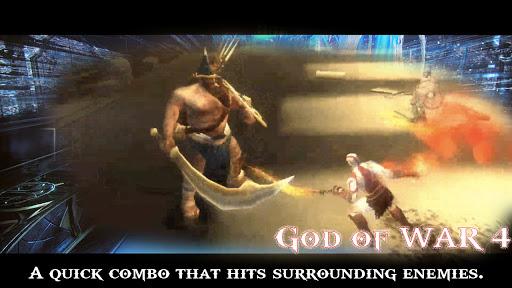 OLYMPUS CHAINS: Gods Warrior 4 1.0.3 screenshots 1