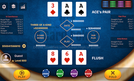 Three Card Poker 2.0.5 screenshots 8