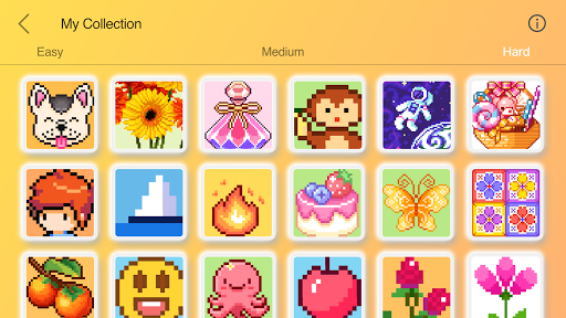 Happy Pixel Puzzle: Free Fun Coloring Logic Game screenshots 22