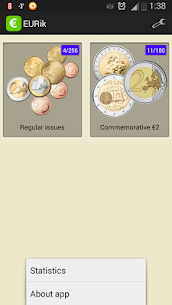 Descargar EURik: Euro coins para PC ✔️ (Windows 10/8/7 o Mac) 1