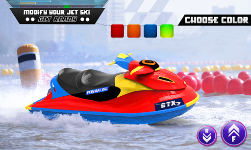 Super Jet Ski 3D 1.9 screenshots 2
