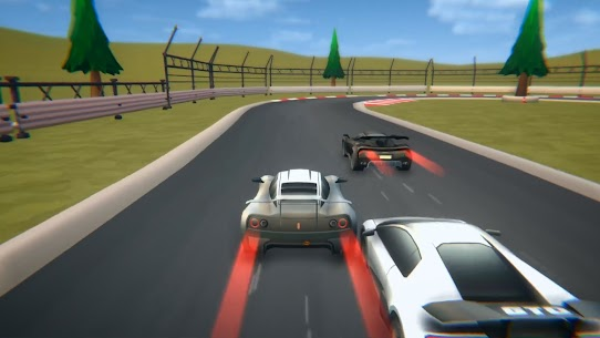Power Toon Racing Mod Apk (Unlimited Money) 0.1.0 7