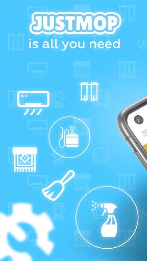 Justmop: Home Services 5.10.1 Screenshots 1