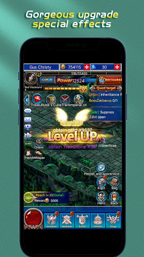 Shadow Legend Apk 1.10 screenshots 3