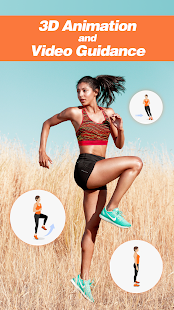 Female fitness: Lose weight & Calorie tracker