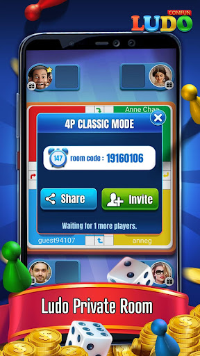 Ludo Comfun-Online Game Live Chat With Friends 3.5.20201211 screenshots 8