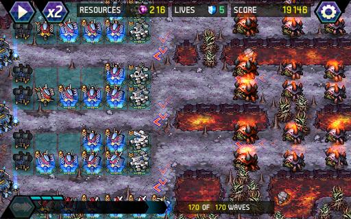 Tower Defense: Infinite War 1.2.4 Screenshots 5