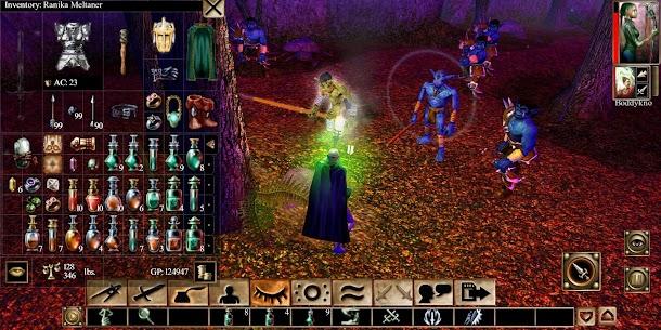 Neverwinter Nights  Enhanced Edition Apk Download 4