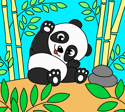 Coloring pages for children: animals 1.1.2 screenshots 11