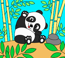 Coloring pages for children: animals