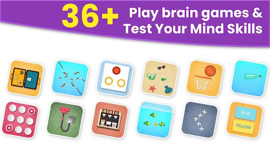 Brain Games For Adults - Brain Training Games 3.23 Screenshots 8
