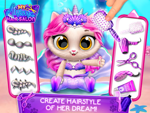 My Animal Hair Salon - Style, Create & Experiment 5.1.7 screenshots 10