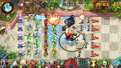 Defender Legend Premium: Hero Champions TD  screenshots 8
