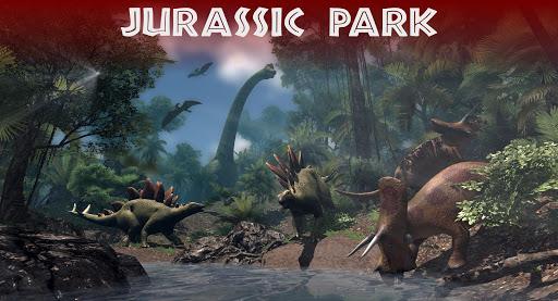 VR Jurassic - Dino Park & Roller Coaster Simulator  screenshots 1