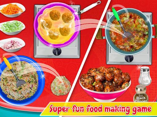 Chinese Street Food - Cooking Game  screenshots 11