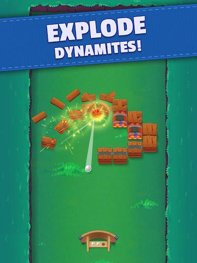 Bouncefield: Arkanoid Bricks Breaker screenshots 10