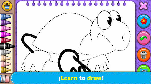 Coloring & Learn Animals - Kids Games 1.18 screenshots 4