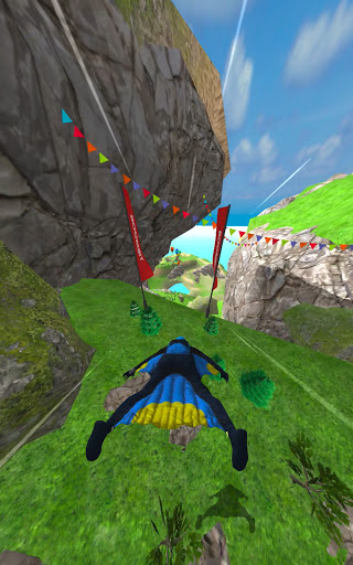 Base Jump Wingsuit Gliding 0.4 screenshots 13