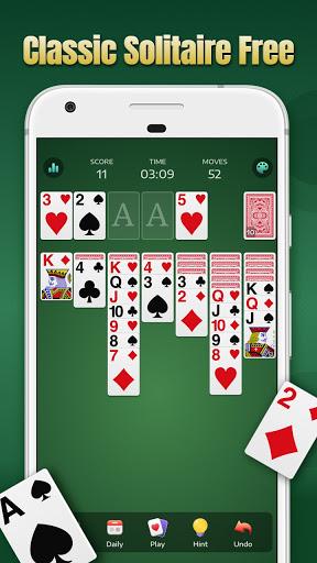 Solitaire - Classic Card Game, Klondike & Patience 1.1.0-21062700 screenshots 1