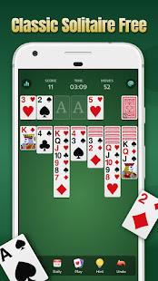 Solitaire - Classic Card Games Free, Klondike Card 1.5.2-21091486 screenshots 1