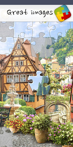 Jigsaw Puzzle HD - play best free family games  screenshots 4
