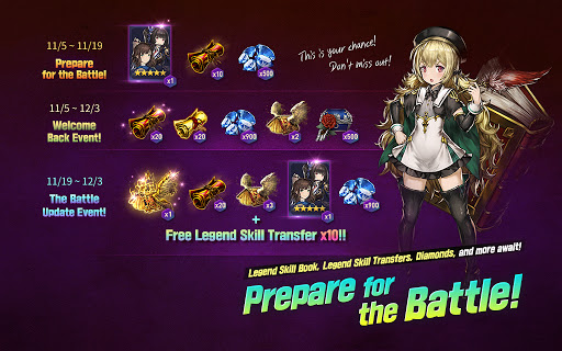 Brave Nine - Tactical RPG 1.64.7 screenshots 19