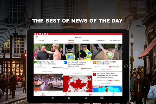 Canada Breaking News & Local News For Free 10.5.15 screenshots 17