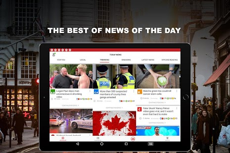 Canada Breaking News & Local News For Free Screenshot
