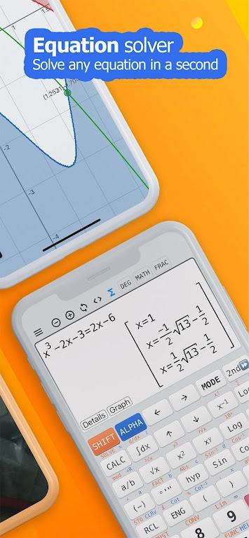Camera math calculator - Take photo to solve  poster 1