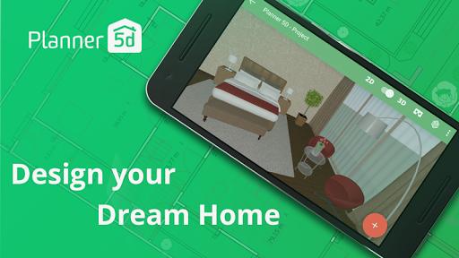 Planner 5D - Home & Interior Design Creator 1.25.2 Screenshots 1