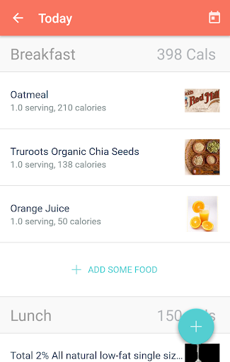 MyPlate Calorie Tracker 3.5.3(8) Screenshots 4