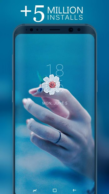 Best HD Wallpapers and Backgrounds Android App Screenshot
