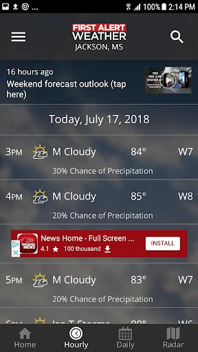 First Alert Weather  screenshots 3