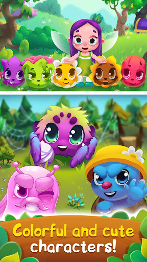 Flower Story - Match 3 Puzzle 1.6.2 screenshots 3