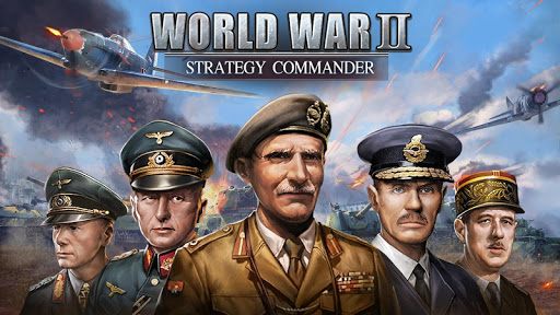 WW2: Strategy Commander Conquer Frontline  screenshots 17