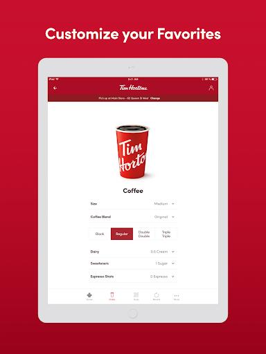 Tim Hortons 2.3.4 Screenshots 7