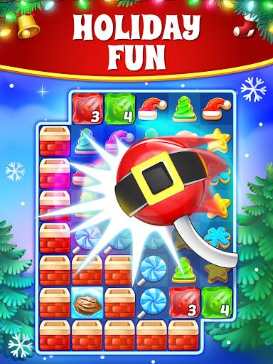 Christmas Cookie - Santa Claus's Match 3 Adventure 3.2.3 screenshots 12