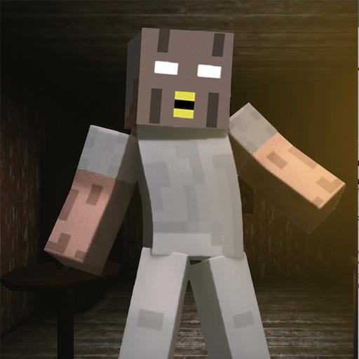 Baixar blocky Granny mod chapter one para Android