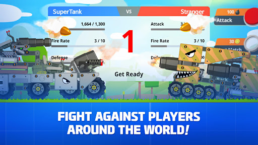 Super Tank Rumble screenshots 16